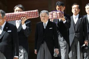 非公開: NHKが「皇室の祖先は天照大神」と報道して「現人神宣言か!」とネット炎上