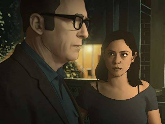 父ジェイコブとアルマ