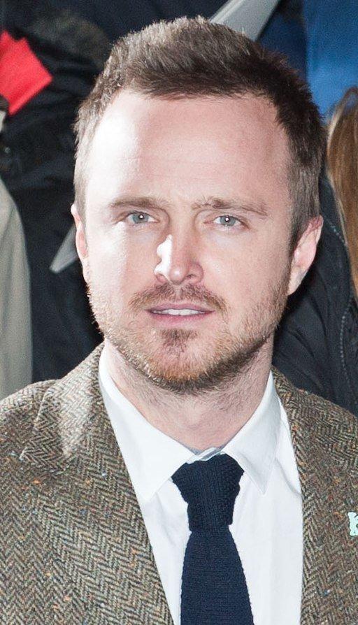 Actor Aaron