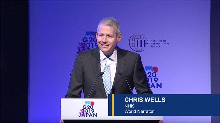 クリス・ウェルスさん