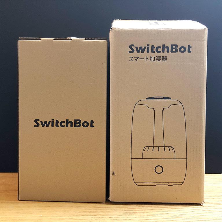 SwitchBot加湿器
