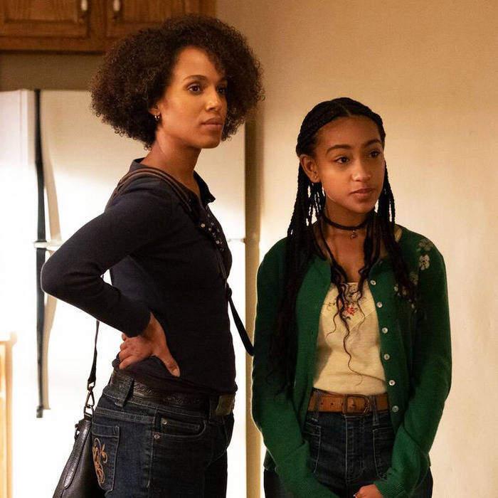ミアとパール母娘