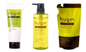 「hugm(ハグム)」ナチュラルシャンプーの効果、口コミ評価は?